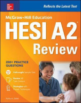Omslag - McGraw-Hill Education Hesi A2 Review