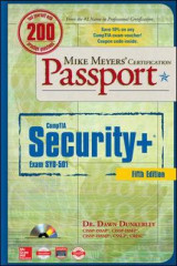 Omslag - Mike Meyers Comptia Security Cert Passport Exam (Set)