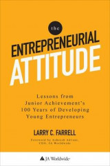 Omslag - The Entrepreneurial Attitude: Lessons From Junior Achievement's 100 Years Of Developing Young Entrepreneurs