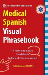 Omslag - McGraw-Hill Education's Medical Spanish Visual Phrasebook
