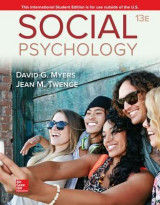 Omslag - ISE Social Psychology