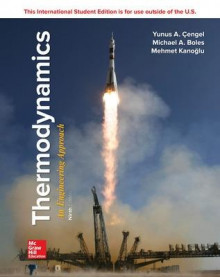 ISE Thermodynamics: An Engineering Approach av Yunus Cengel og Michael Boles (Heftet)