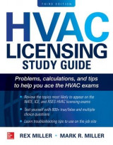 Omslag - HVAC Licensing Study Guide, Third Edition