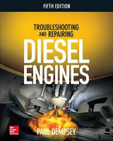 Omslag - Troubleshooting and Repairing Diesel Engines, 5th Edition