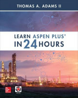 Omslag - Learn Aspen Plus in 24 Hours