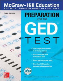 McGraw-Hill Education Preparation for the GED Test, Third Edition av McGraw Hill Editors (Heftet)