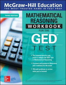 McGraw-Hill Education Mathematical Reasoning Workbook for the GED Test, Third Edition av McGraw Hill (Heftet)