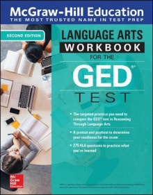 McGraw-Hill Education Language Arts Workbook for the GED Test, Second Edition av McGraw Hill (Heftet)