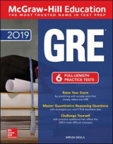 Omslag - McGraw-Hill Education GRE 2019