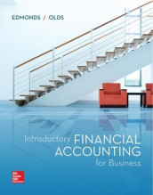 ISE Introductory Financial Accounting for Business av Christopher Edmonds og Thomas Edmonds (Heftet)