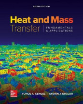 Loose Leaf for Heat and Mass Transfer: Fundamentals and Applications av Yunus A Cengel og Afshin J Ghajar (Innbundet)