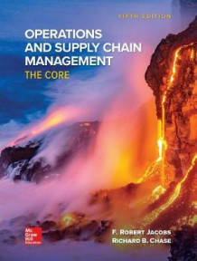 Loose Leaf for Operations and Supply Chain Management: The Core av F Robert Jacobs og Richard B Chase (Perm)