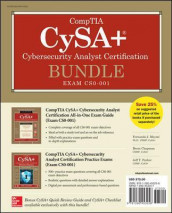 CompTIA CySA+ Cybersecurity Analyst Certification Bundle (Exam CS0-001) av Brent Chapman, Fernando Maymi og Jeff T. Parker (Innbundet)