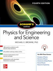 Schaum's Outline of Physics for Engineering and Science, Fourth Edition av Michael Browne (Heftet)