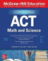 Omslag - McGraw-Hill Education Conquering ACT Math and Science, Fourth Edition