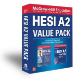 Omslag - McGraw-Hill Education HESI A2 Value Pack