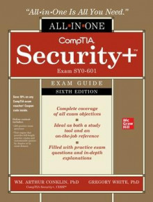 CompTIA Security+ All-in-One Exam Guide, Sixth Edition (Exam SY0-601)) av Wm. Arthur Conklin, Greg White, Dwayne Williams, Roger Davis og Chuck Cothren (Heftet)