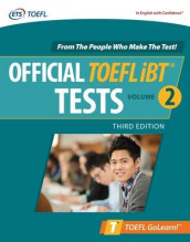 Official TOEFL iBT Tests Volume 2, Third Edition av Educational Testing Service (Heftet)