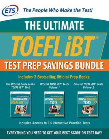 The Ultimate TOEFL Test Prep Savings Bundle, Third Edition av ETS ETS (Blandet mediaprodukt)