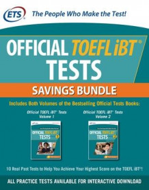 Official TOEFL Tests Savings Bundle, Second Edition av ETS ETS (Blandet mediaprodukt)