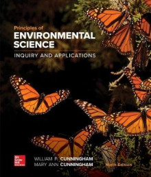Loose Leaf for Principles of Environmental Science av William Cunningham og Mary Cunningham (Perm)