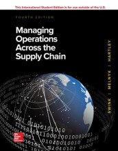 ISE Managing Operations Across the Supply Chain av M. Bixby Cooper, Janet L. Hartley, Steven Melnyk og Morgan Swink (Heftet)
