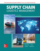 ISE Supply Chain Logistics Management av Donald Bowersox, David Closs og M. Bixby Cooper (Heftet)