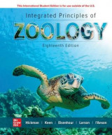 Omslag - ISE Integrated Principles of Zoology