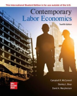 Omslag - ISE Contemporary Labor Economics