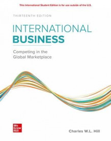 ISE International Business: Competing in the Global Marketplace av Charles Hill og G. Tomas M. Hult (Heftet)