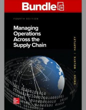 Gen Combo LL Managing Operations Across the Supply Chain; Connect Access Card av M Bixby Cooper, Janet L Hartley, Steven Melnyk og Morgan Swink (Blandet mediaprodukt)