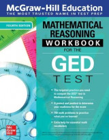 Omslag - McGraw-Hill Education Mathematical Reasoning Workbook for the GED Test, Fourth Edition