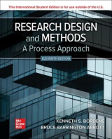 Omslag - ISE Research Design and Methods: A Process Approach