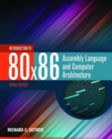 Omslag - Introduction To 80X86 Assembly Language And Computer Architecture