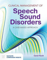 Omslag - Clinical Management Of Speech Sound Disorders
