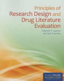 Principles Of Research Design And Drug Literature Evaluation av Rajender R. Aparasu og John P. Bentley (Heftet)