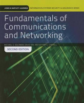 Fundamentals Of Communications And Networking av Jeffrey L. Carrell, David Kim og Michael G. Solomon (Heftet)