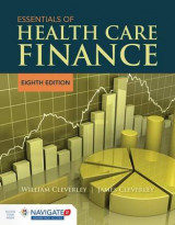 Omslag - Essentials of Health Care Finance