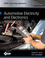 Omslag - Automotive Electricity And Electronics