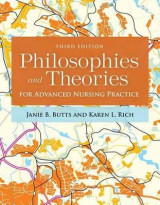 Omslag - Philosophies and Theories for Advanced Nursing Practice
