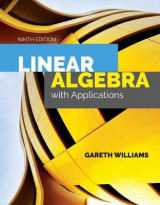 Omslag - Linear Algebra With Applications