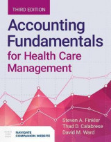 Omslag - Accounting Fundamentals For Health Care Management