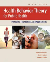 Omslag - Health Behavior Theory For Public Health