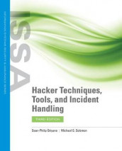 Hacker Techniques, Tools, And Incident Handling av Sean-Philip Oriyano og Michael G. Solomon (Heftet)
