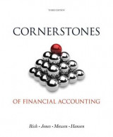 Omslag - Cornerstones of Financial Accounting