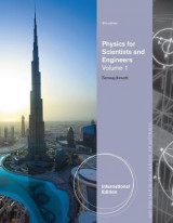 Omslag - Physics for Scientists and Engineers, Volume 1, International Edition