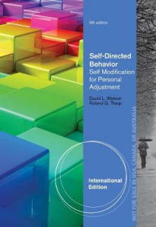 Self-Directed Behavior av David Watson og Roland G. Tharp (Heftet)