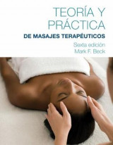 Omslag - Spanish Translated Theory & Practice of Therapeutic Massage