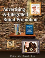 Omslag - Advertising and Integrated Brand Promotion (with CourseMate with Ad Age Printed Access Card)