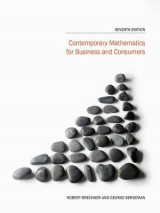 Omslag - Contemporary Mathematics for Business and Consumers